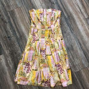 Kay Unger summer dress